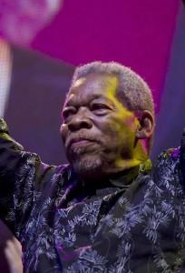 Morgan Freeman as Mandela