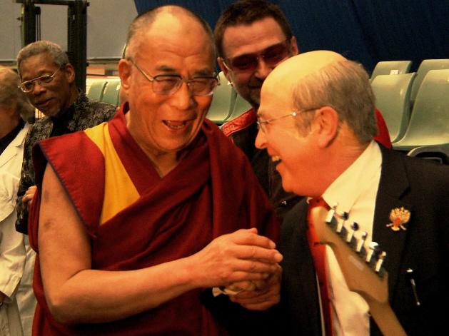 Dalai Lama Concert Perth